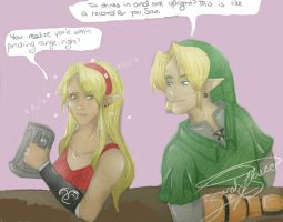 Savryl's Quest for a Decent Bar Buddy Part 1 by Nativa-Basco