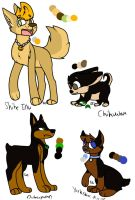 Dem doge adopts by Letipup