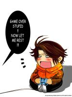 chibi me -game over by hachidaime