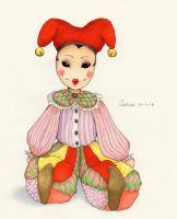 The Harlequin by Cristina001