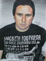 Tom Delonge drawing11 by SusHi182