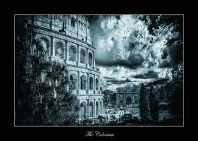 The Coloseum IV by calimer00