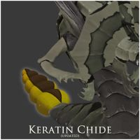 Keratin Chide (Updated) by nullf