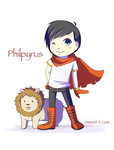 Philpyrus by Sweet-Crow