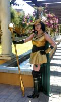 Sailor Scout Loki by MaiseDesigns