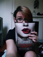 Charlaine Harris' True Blood book by Georgiegoesrawr