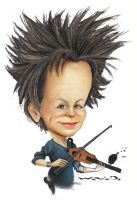 Laurie Anderson_ by waldomatus