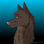 Canine-ified Parker by Comet-117
