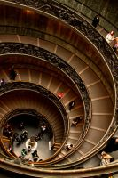 The Roman Spiral by candentesomnium