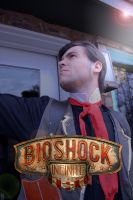 Bioshock Infinite 3 by sandercohen13