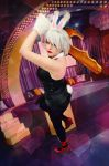 Riven Battle Bunny - League of Legends by Kibamarta