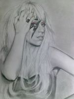 lady gaga by akshay-nair