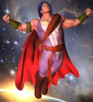 Servant: Protecting the Universe 24/7... in 3D! by giumabei