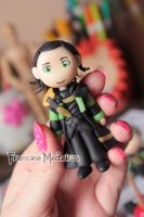 Loki by theredprincess