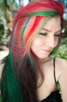 Christmas Hair by lizzys-photos