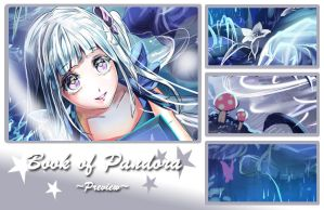Book of pandora preview by Risa1