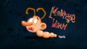 Monroe Worm by Makinita