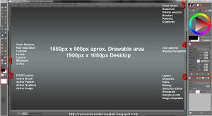 GPS Layout for Big Desktops. by TheShock
