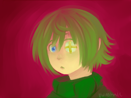 SepticChild Sam [1 Layer test] by DatWeirdoWhoLuvsMilk