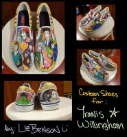 Travis Willingham Shoes by soccercat4685