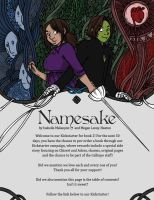 Namesake - Announcement by secondlina
