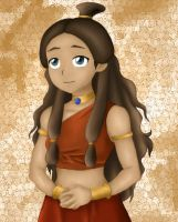 Katara by deviantmaniatic