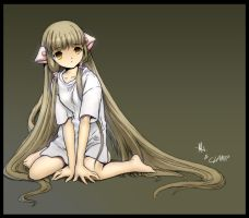 Chobits - Chi by MLeth