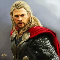 Thor by Ignis-vitae