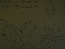 The Adoring Fan is THE BEST by TehWoodElf