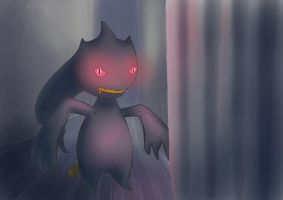 Pokeddexy 9: Banette by Ankh-Ascendant