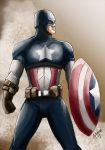 The First Avenger by Kazuo-O85