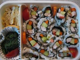 Bento No.13 by kittyfan228