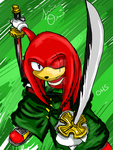 OHS - Roronoa knuckles by Nico-Robin09