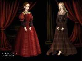 The Blood Countess by Lunakinesis