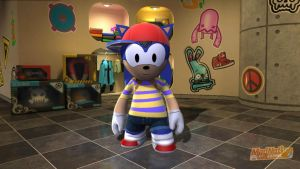 ModNation Racers The Ness Hog by Blucaracal