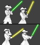 Younglings - Revan and Malak by JosephB222