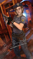 Jill Valentine S.T.A.R.S by JhonyHebert