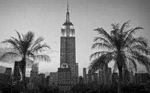 The Empire State by Simon-Hunt