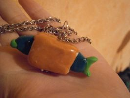 Breadfish Necklace - Marvelous by HipsterOwlet