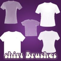 Shirt Brushes by remygraphics