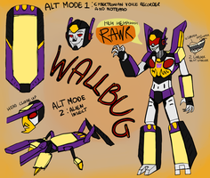 D-con Nation - Wallbug by encune