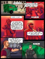 Last Stand Page 1 by Cellaneo