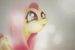 Fluttershy - Waiting... by fra-92