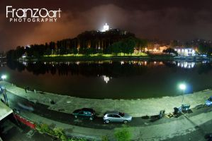 Satnight by Franzoart