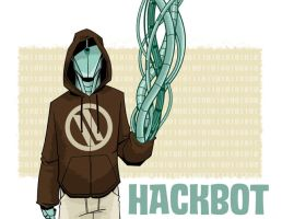Hackbot Collab 2 by AdamLimbert