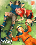 Team 7 by kanzzzaki