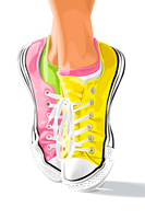 Converse COlOrs by yasmoona