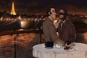 Fondue by Amessicle