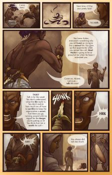 Rage of Egypt- Prologue pg6 by NoSafeHaven