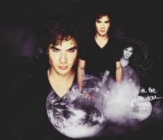 Ian Somerhalder Wallpaper by flawlesstragedy